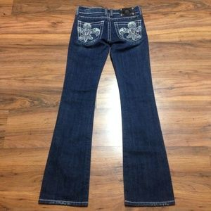 Miss Me Boot Long Size 26